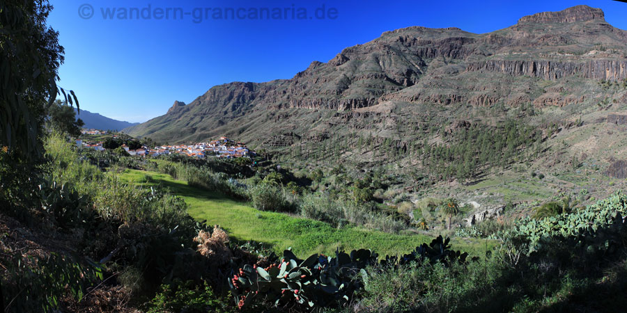 Valley of Fataga Gran Canaria