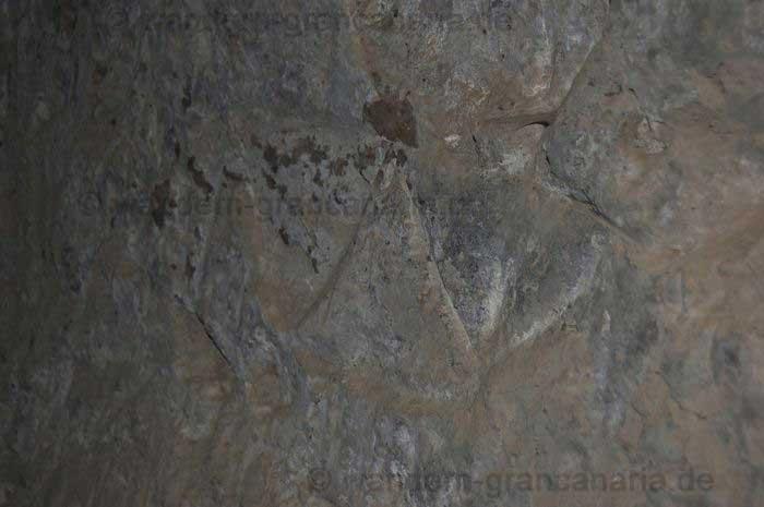 Cave drawing  cuevas de caballero